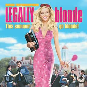 Legally Blonde is listed (or ranked) 21 on the list The Best PG-13 Comedies of All Time