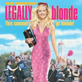 Legally Blonde is listed (or ranked) 25 on the list The Funniest Movies of the 2000s
