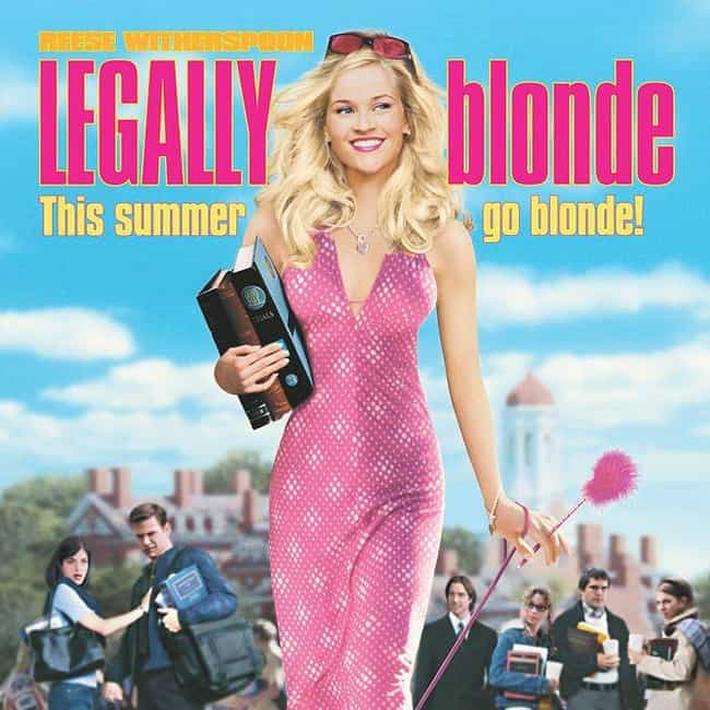 Legally Blonde is listed (or ranked) 4 on the list What to Watch If You Love Kimmy Schmidt