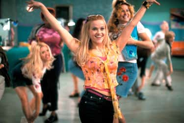 Legally Blonde is listed (or ranked) 2 on the list Pretty Good Movies On Netflix To Watch After A Breakup
