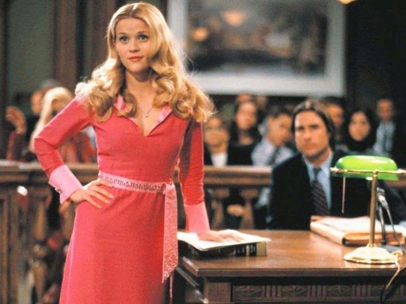 Elle Woods In 'Legally Blonde' is listed (or ranked) 3 on the list 13 Times Movie Characters Summed Up Their Story With A Climactic Essay Or School Presentation