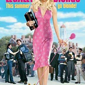 Legally Blonde is listed (or ranked) 4 on the list The Greatest Female-Led Comedy Movies