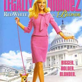 Legally Blonde 2: Red, White & is listed (or ranked) 7 on the list The Best Luke Wilson Movies