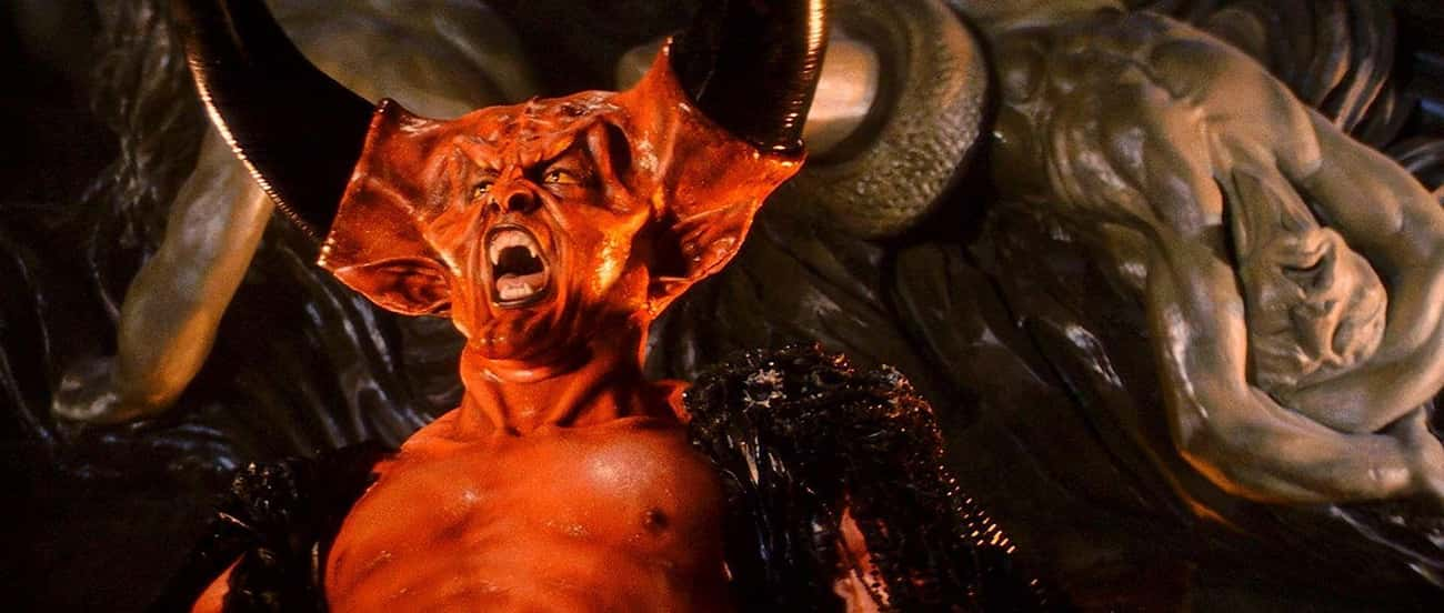 Legend is listed (or ranked) 1 on the list Terrible Horror Movies With Great Villains