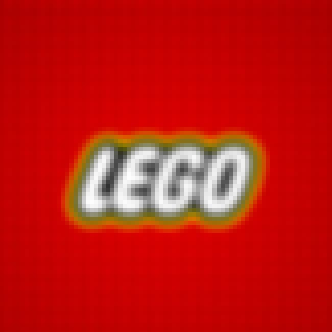 LEGO is listed (or ranked) 4 on the list The Most Nostalgia-Inducing '80s Toys