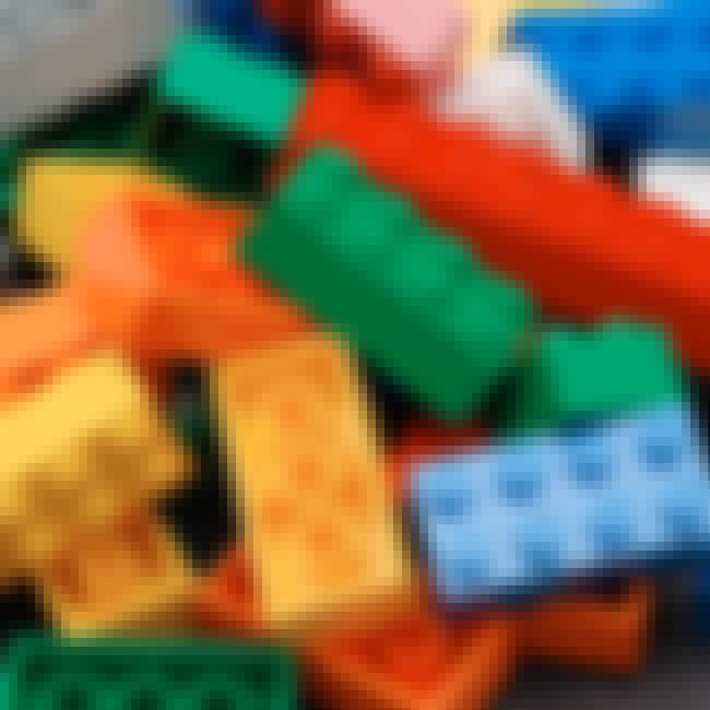 LEGO is listed (or ranked) 1 on the list The Most Impressive Brand Comebacks