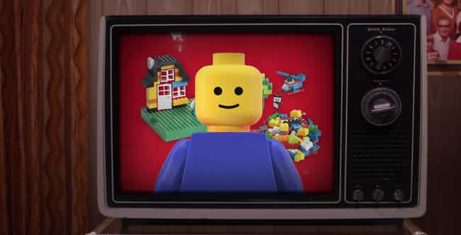 LEGO is listed (or ranked) 1 on the list The Coolest Toys From 'The Toys That Made Us'