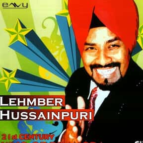Lehmber Hussainpuri is listed (or ranked) 7 on the list The Best Bhangra Singers