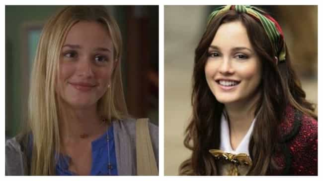 Leighton Meester is listed (or ranked) 4 on the list Female Celebrities Whose Careers Took Off After They Dyed Their Hair