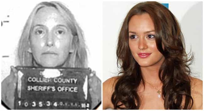 Leighton Meester is listed (or ranked) 4 on the list 9 Celebrities Whose Parents Have Been In Prison