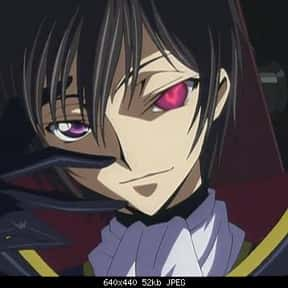 Lelouch Lamperouge is listed (or ranked) 1 on the list The Smartest Anime Characters of All Time
