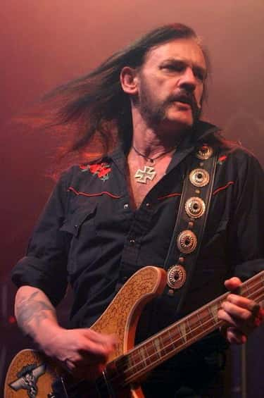 Lemmy Kilmister is listed (or ranked) 40 on the list Musicians Who Died in 2015