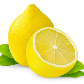 Lemon is listed (or ranked) 5 on the list 21st Century Food Fads to Avoid