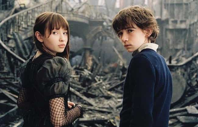 Lemony Snicket's A Series of U... is listed (or ranked) 4 on the list Movie Adaptations That Make A Lot More Sense If You've Read The Books