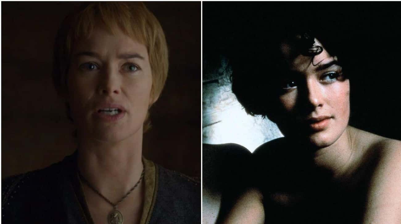 Lena Headey - Waterland (1992) is listed (or ranked) 2 on the list A Look Back on Game of Thrones Actors in '90s Movies