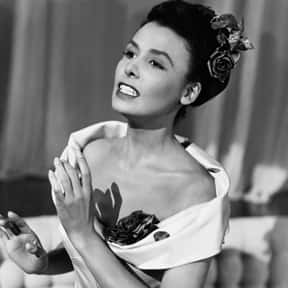 Lena Horne is listed (or ranked) 14 on the list Famous People From Brooklyn