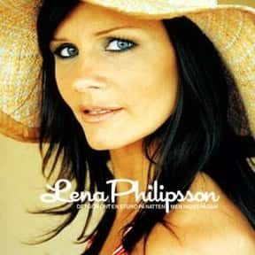 Lena Philipsson is listed (or ranked) 13 on the list The Best Schlager Bands/Artists
