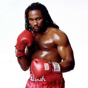 Lennox Lewis is listed (or ranked) 17 on the list The Best Boxers of the 20th Century
