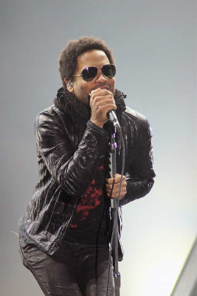 Lenny Kravitz is listed (or ranked) 5 on the list Men Who Nicole Kidman Has Dated