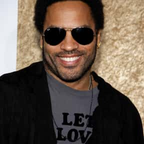 Lenny Kravitz is listed (or ranked) 15 on the list List of Famous Lyricists
