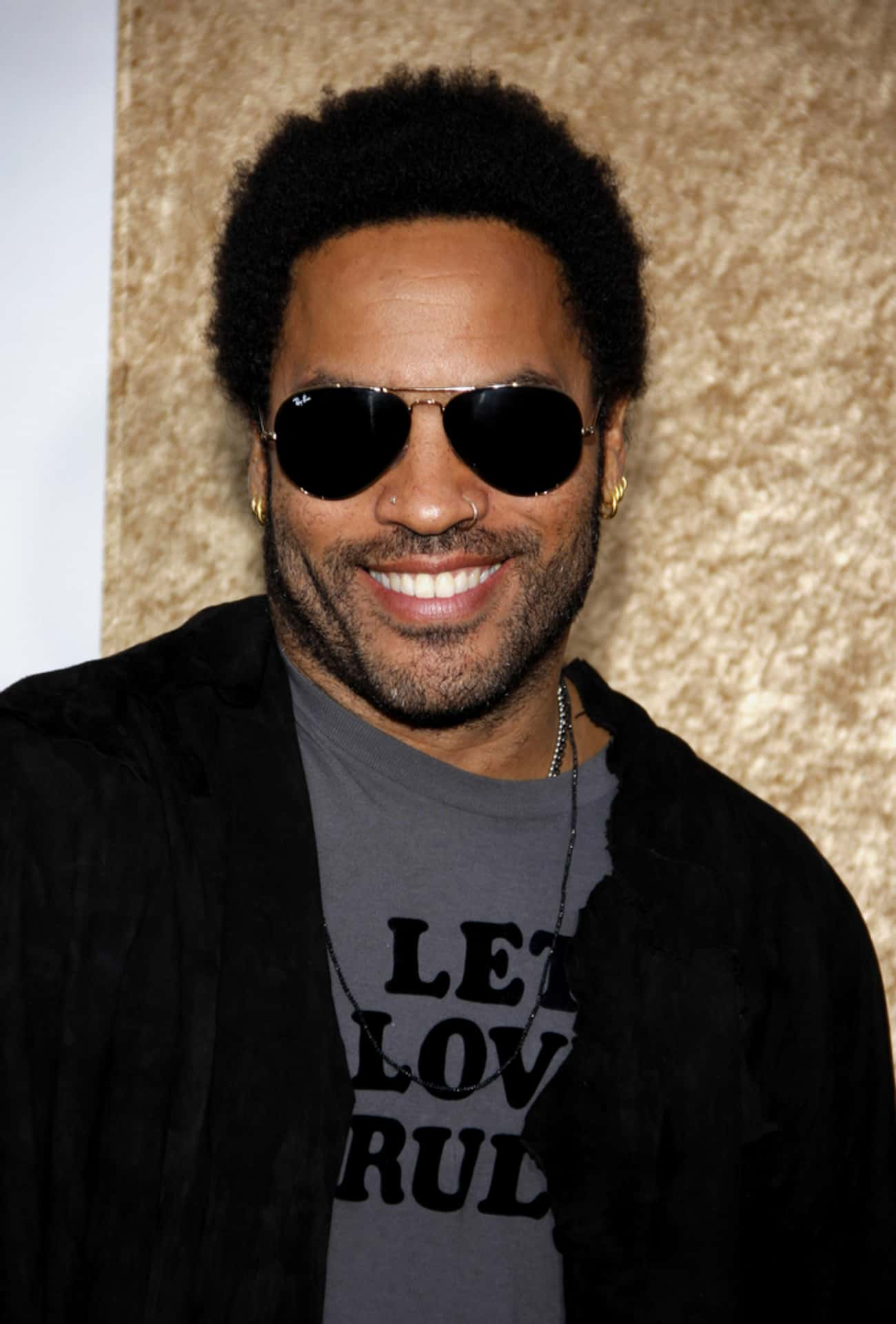 Lenny Kravitz is listed (or ranked) 4 on the list Michelle Rodriguez Loves and Hookups