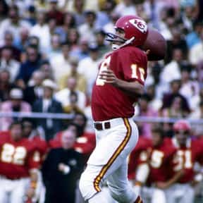 Len Dawson is listed (or ranked) 15 on the list The Best NFL Quarterbacks of the 1970s