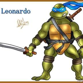 Leonardo is listed (or ranked) 4 on the list The Best Teenage Mutant Ninja Turtles Characters