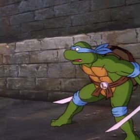 Leonardo is listed (or ranked) 13 on the list The Best Green Characters