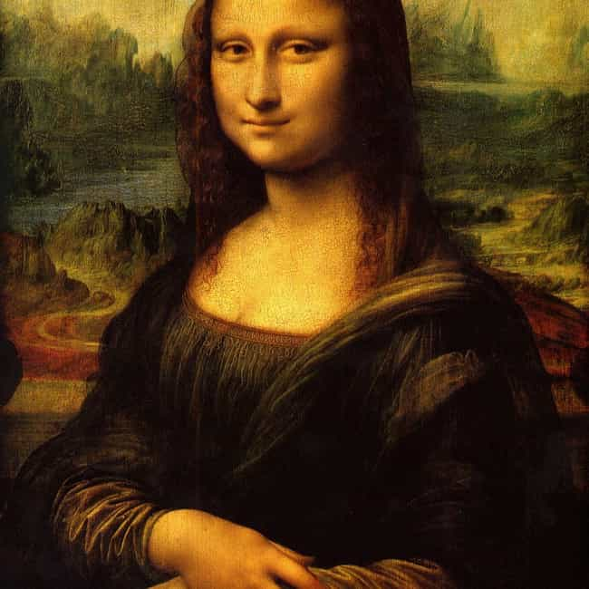 Leonardo da Vinci is listed (or ranked) 1 on the list The Greatest Painters Of All Time