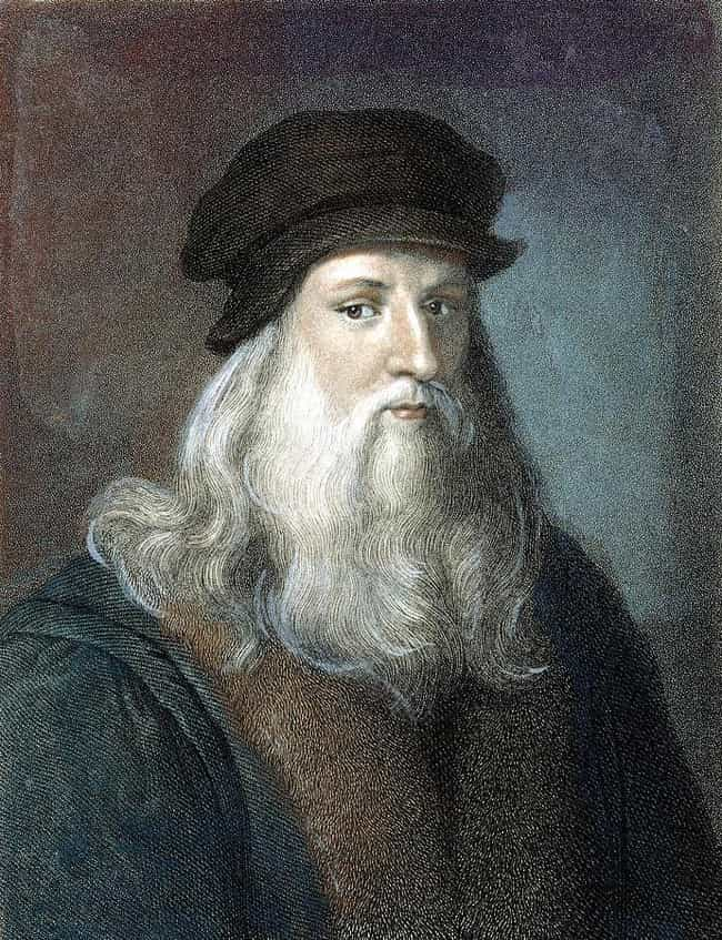 Leonardo da Vinci is listed (or ranked) 3 on the list Dying Words: Last Words Spoken By Famous People At Death