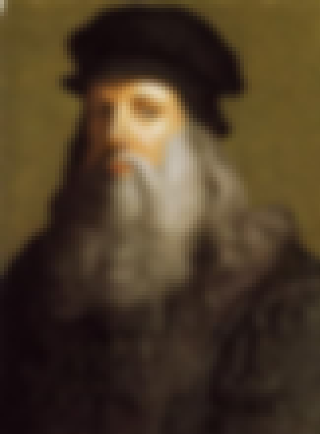Leonardo da Vinci is listed (or ranked) 1 on the list Famous Aries Celebrities