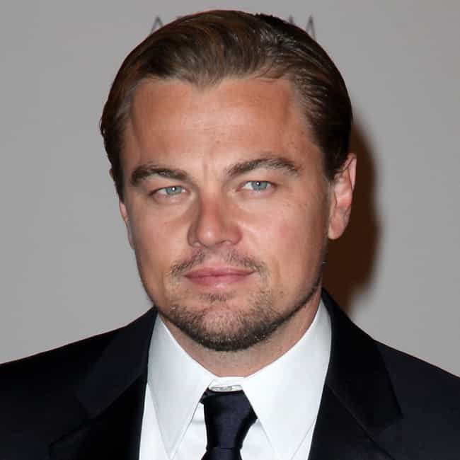 Leonardo DiCaprio is listed (or ranked) 2 on the list The Best (Male) Actors Working Today