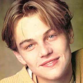 Leonardo DiCaprio is listed (or ranked) 1 on the list The Greatest '90s Teen Stars