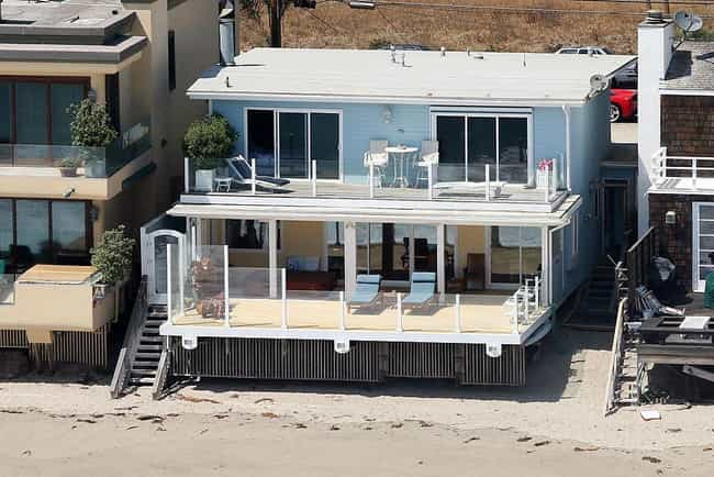 Leonardo DiCaprio is listed (or ranked) 1 on the list Celebrities Who Live in Malibu