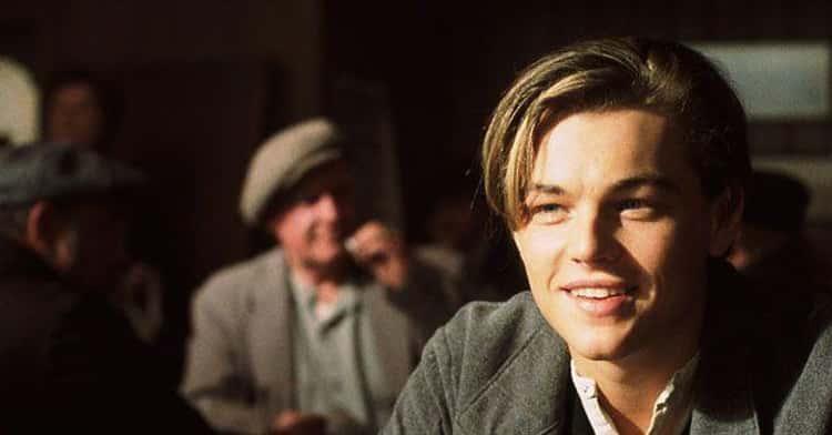 Leonardo DiCaprio In 'Titanic'