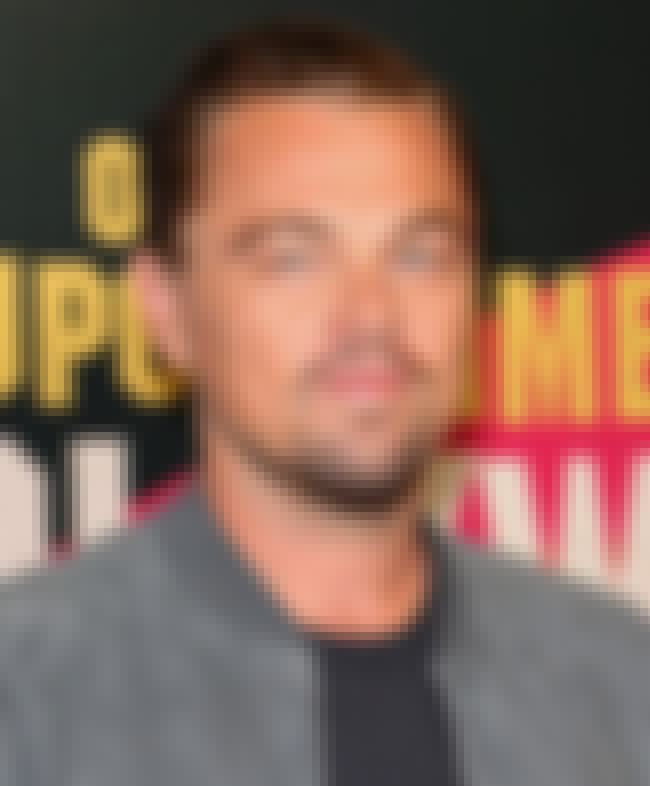 Leonardo DiCaprio is listed (or ranked) 4 on the list Miranda Kerr Loves and Hookups