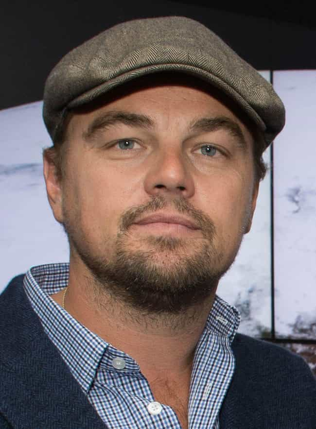 Leonardo DiCaprio is listed (or ranked) 6 on the list 32 Famous People of German Descent