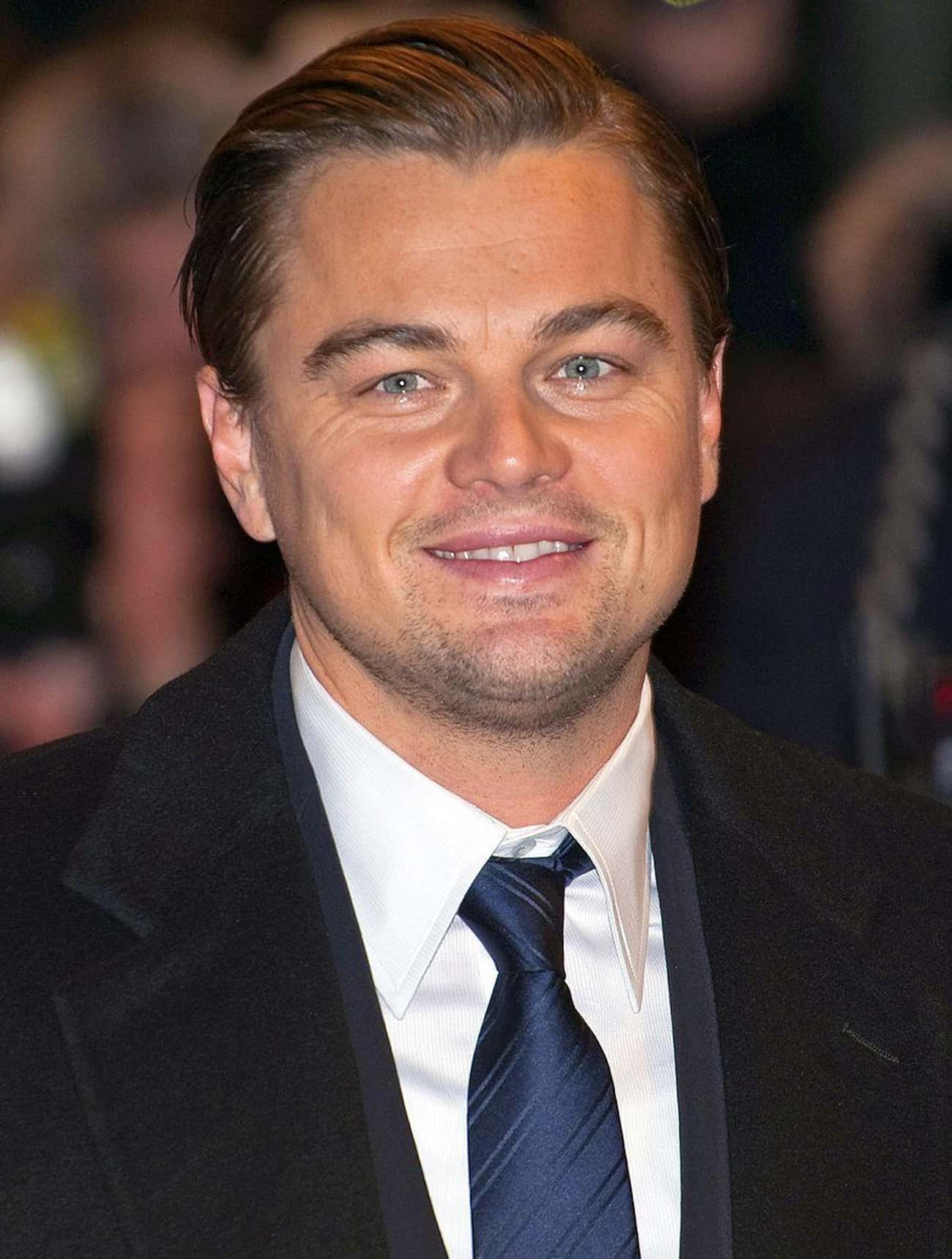Leonardo DiCaprio is listed (or ranked) 2 on the list 20 Celebrities Who Have Been Real-Life Superheroes