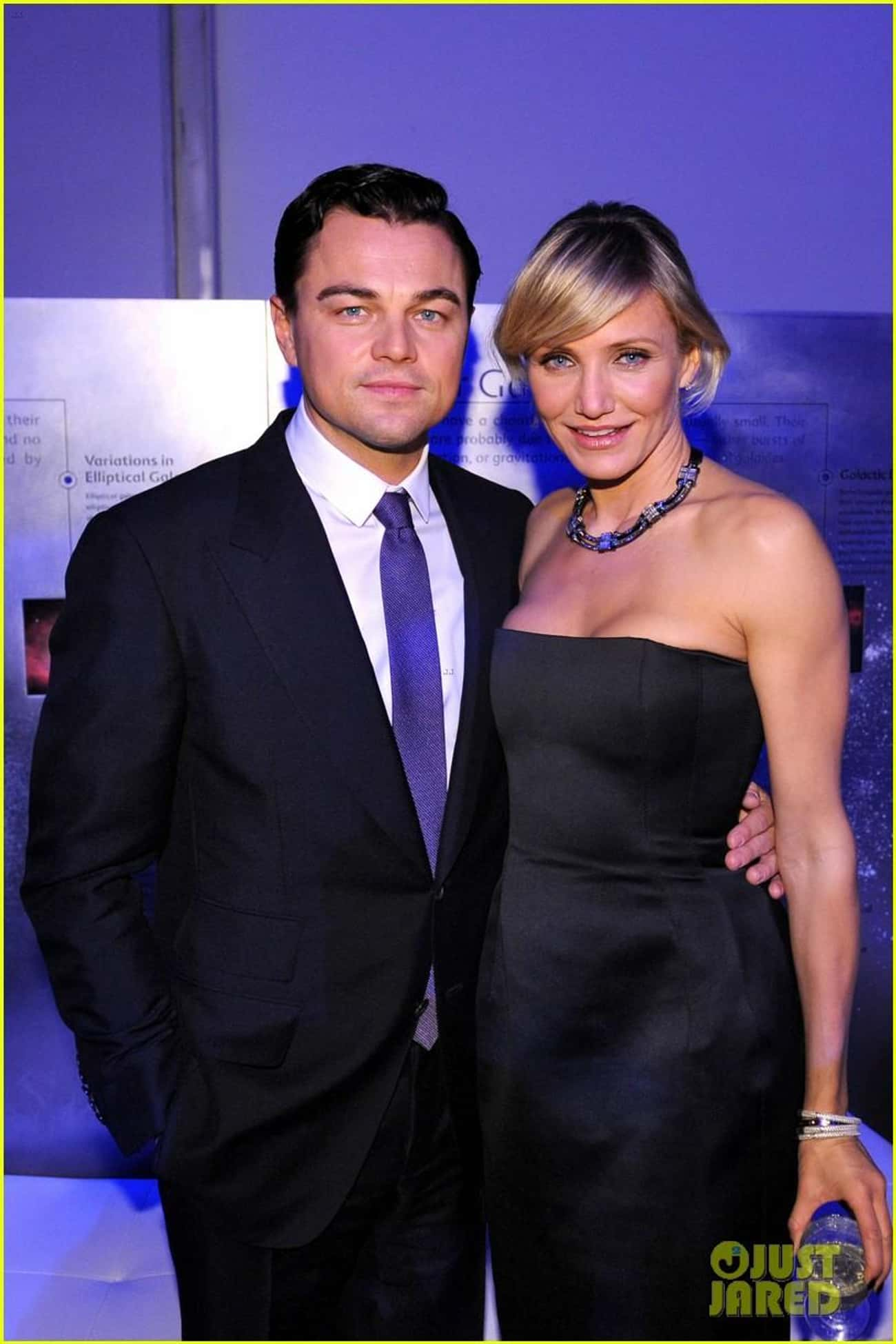 Leonardo DiCaprio is listed (or ranked) 3 on the list Famous Friends of Cameron Diaz