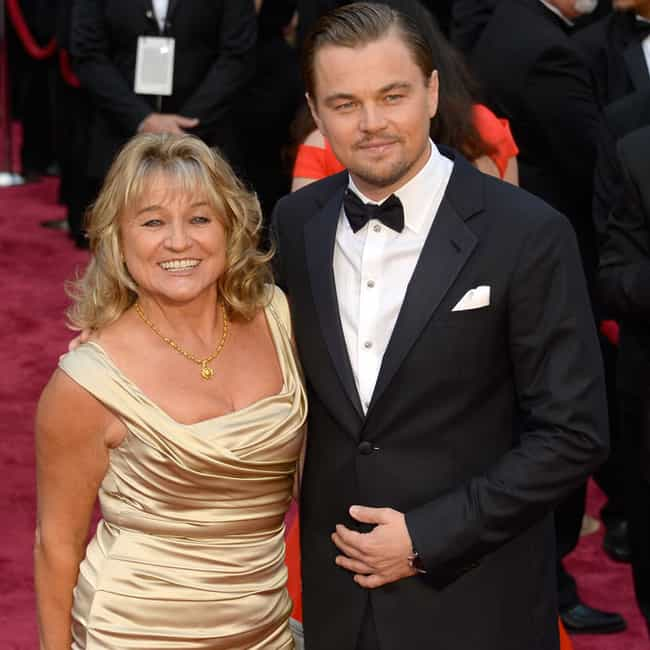 Leonardo DiCaprio is listed (or ranked) 2 on the list 32 Actors Who Have Taken Family Members to Award Shows
