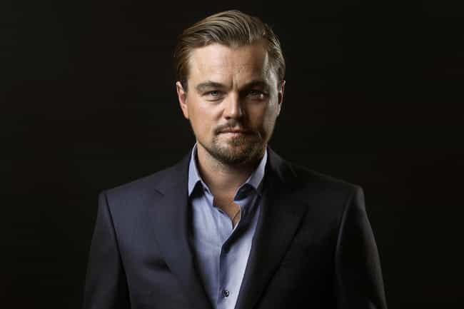 Leonardo DiCaprio is listed (or ranked) 4 on the list 23 Celebs Who Are Saving the Environment