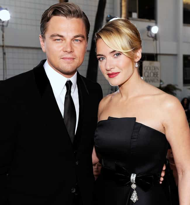 Leonardo DiCaprio is listed (or ranked) 2 on the list Celebrities We'd Like to See Together as a Couple