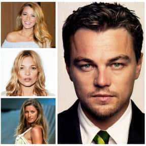 Leonardo DiCaprio is listed (or ranked) 3 on the list The Biggest Manwhores in the Entertainment Industry