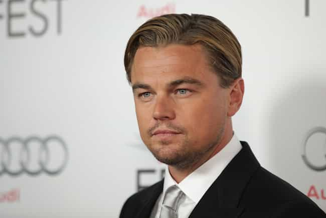 Leonardo DiCaprio is listed (or ranked) 3 on the list 36 Famous Celebrities Who Go to Church