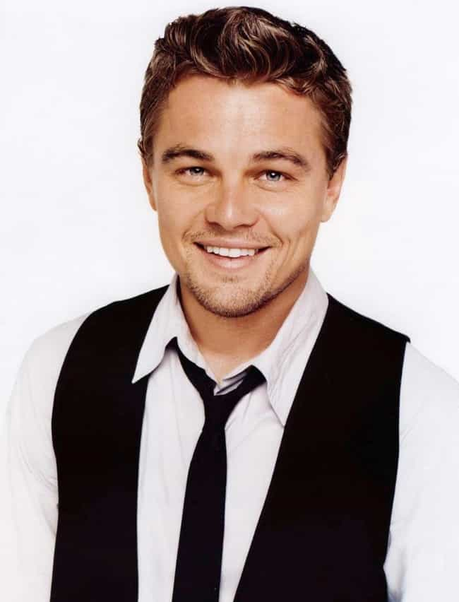 Leonardo DiCaprio is listed (or ranked) 4 on the list Famous People of Italian Descent