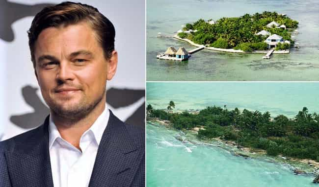 Leonardo DiCaprio is listed (or ranked) 3 on the list Celebrities Who Own Hotels