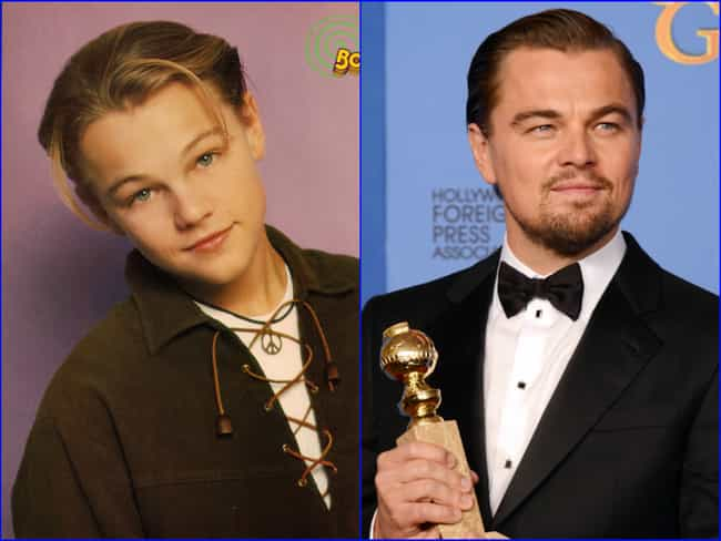 Leonardo DiCaprio is listed (or ranked) 1 on the list 13 Teen Idols Who Actually Made It