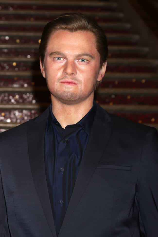 Leonardo DiCaprio is listed (or ranked) 3 on the list The Worst Wax Figures at Madame Tussauds