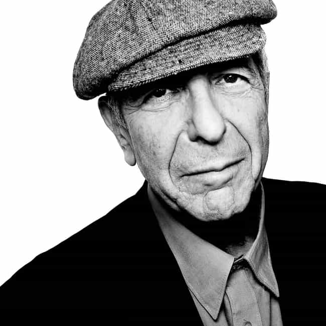 Leonard Cohen is listed (or ranked) 1 on the list Famous Guitarists from Montreal