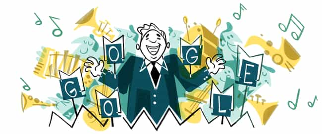 Leonid Utyosov is listed (or ranked) 1267 on the list Every Person Who Has Been Immortalized in a Google Doodle